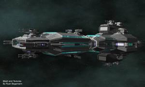 Battleship by Mallacore