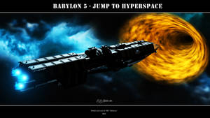 Babylon 5 - Jump to Hyperspace by Mallacore