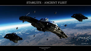 Stargate - Ancient Fleet