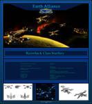 Earth Alliance - Razorback Class Starfury