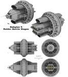 Babylon 5 - Raider Battle Wagon
