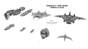 Babylon 5 - Size Chart March 23 #1