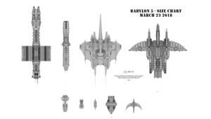 Babylon 5 - Size Chart March 23 #2