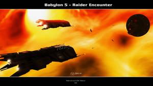 Babylon 5 - Raider Encounter