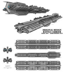 Original Battle Carrier by Mallacore