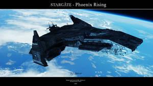 Stargate - Phoenix Rising by Mallacore