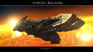 Stargate - Born in Fire