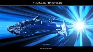 Stargate - Hypersapce by Mallacore
