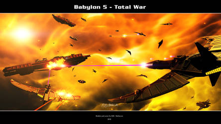 Babylon 5 - Total War by Mallacore