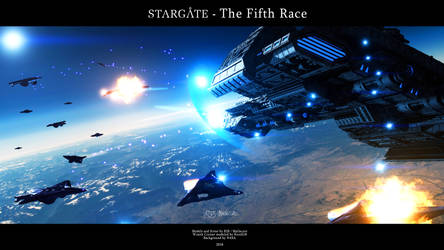 Stargate - The Fifth Race by Mallacore