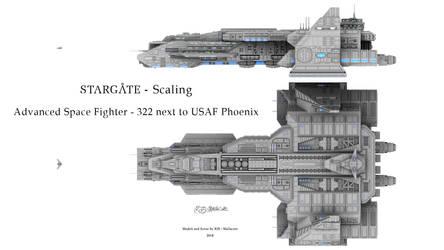 Stargate - F322 Scaling by Mallacore