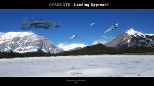 Stargate - Landing Approach by Mallacore