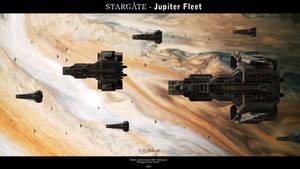 Stargate - Jupiter Fleet