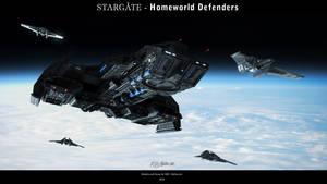 Stargate - Homeworld Defenders
