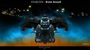 Stargate - Drone Assault