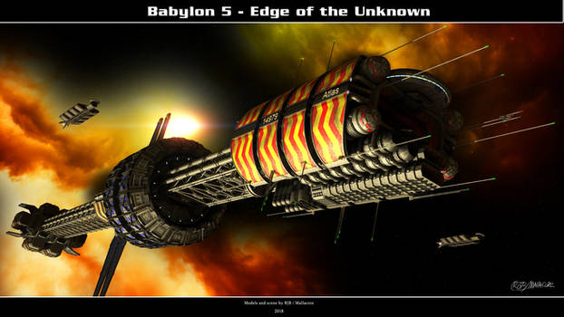 Babylon 5 - Edge of the Unknown