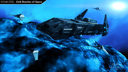 Stargate- Cold Reaches of Space by Mallacore