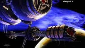 Babylon 5 by Mallacore