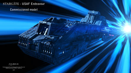 Commissioned Project - USAF Endeavour - Scene 1 by Mallacore