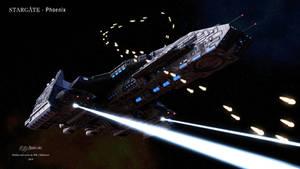 Stargate - Phoenix - Open Fire by Mallacore