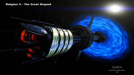 Babylon 5 - The Great Beyond by Mallacore