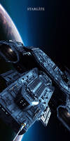 Stargate - Daedalus by Mallacore