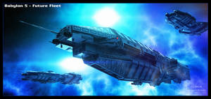 Babylon 5 - Future Fleet