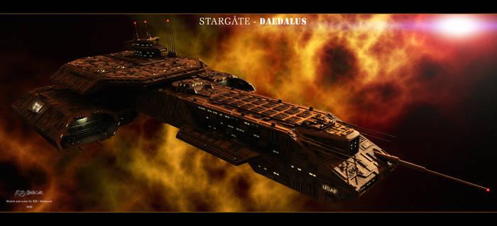 Stargate - Daedalus 2020