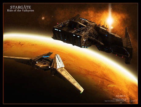 Stargate - Ride of the Valkyries