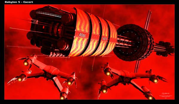 Babylon 5 - Escort