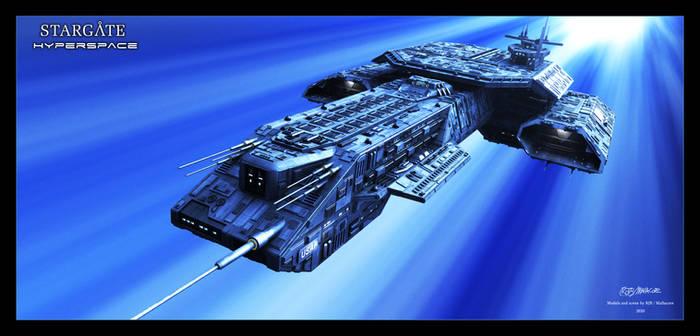 Daedalus Hyperspace 2020