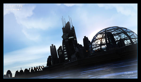 Stargate - Ancient Outpost (Commissioned Project)2