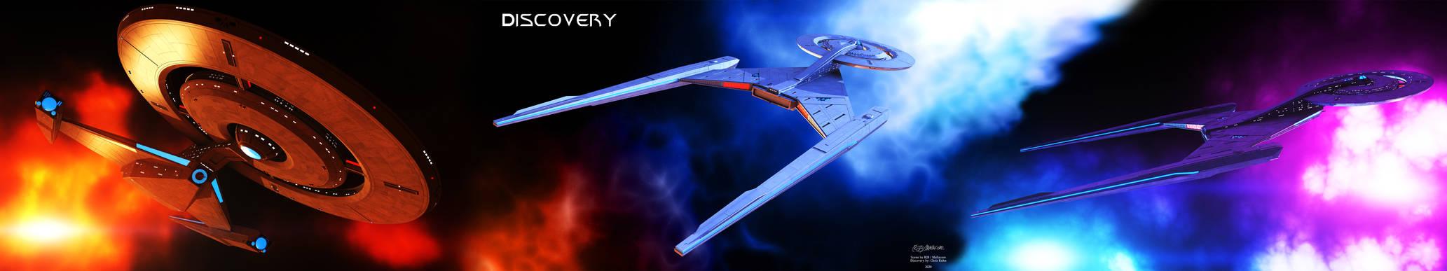 Star Trek - Discovery Wide