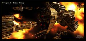 Babylon 5 - Battle Group