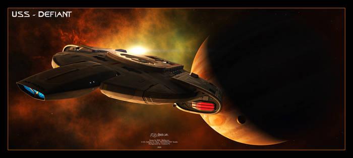 Star Trek - Defiant