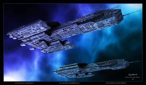 Stargate - Fleet Scene 3