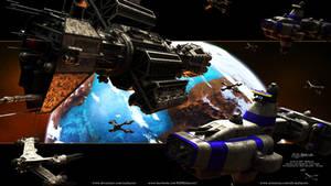 Babylon 5 - By the orders of President Clark