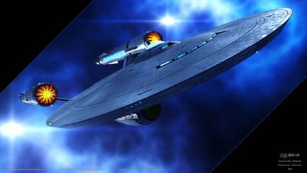 Star Trek - New Beginnings by Mallacore