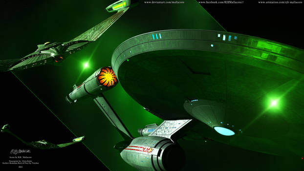 Star Trek - Romulans in the Shadows