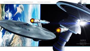Star Trek - Leaving the Cradle