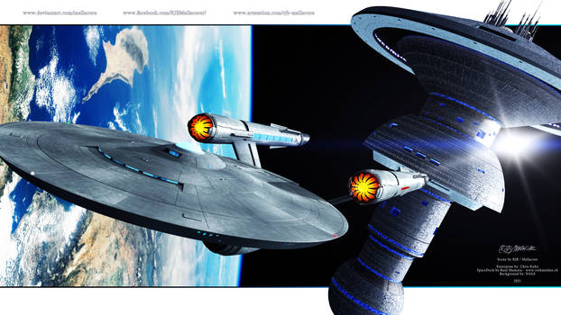 Star Trek - Leaving the Cradle by Mallacore