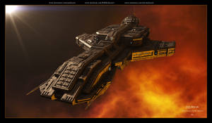 Stargate - Abydos class ready for deployment
