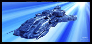 Stargate - The Abydos in Hyperspace