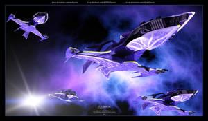 Babylon 5 - Whitestar patrol