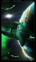 Star Trek - Romulan Patrol Fleet