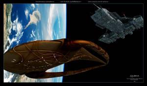 Farscape - Stargate - 2021 - Crossover