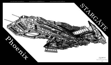 Stargate - Phoenix Ink - 2021