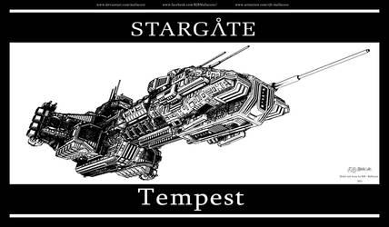 Stargate - Tempest Ink - 2021