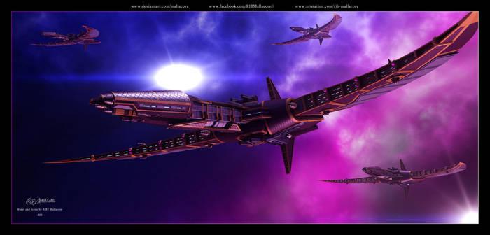 Babylon 5 - 2021 - 2A
