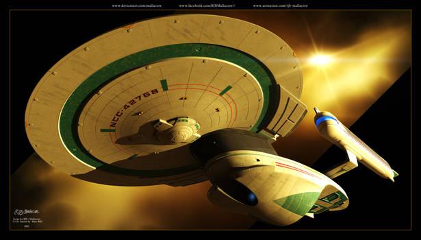 Star Trek - U.S.S. Lakota - 2021